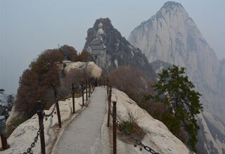 Plank Road on the Mount Hua