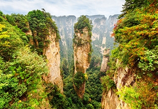 Zhangjiajie Avatar Mountain