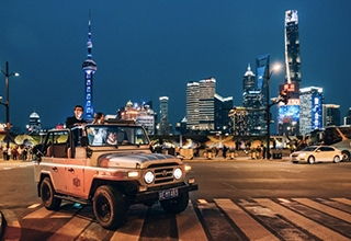 Jeep Cruise Shanghai