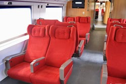 The First Class Seat