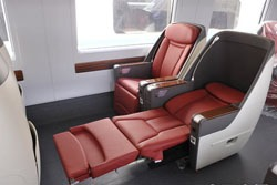 The VIP Class Seat