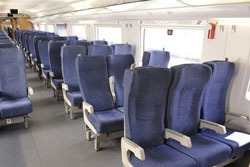 The Second Class Seat