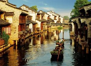 wuzhen ancient town