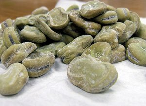 Cream Spiced Beans