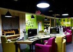 Shanghai Internet Cafe