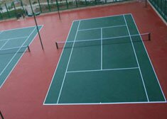 Shanghai Tennis Courts