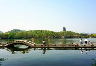 Stone Bridge on the West Lake