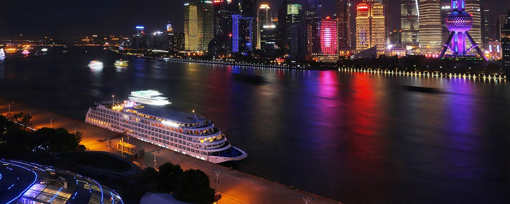 Huangpu River Nightview