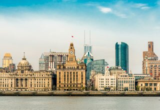 The Bund View