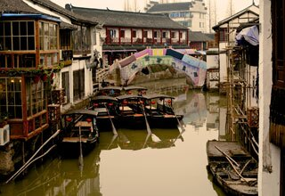 Zhujiajiao Close to Shanghai