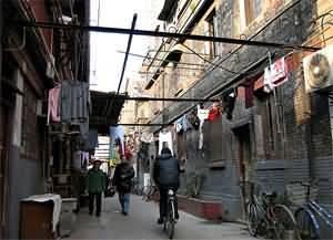 Shanghai Shikumen Residents