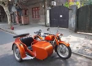 Shanghai Sidecar