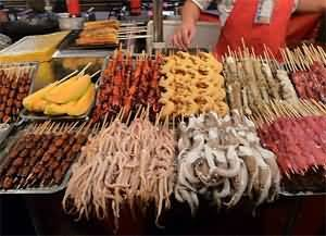 Shanghai Street Foods