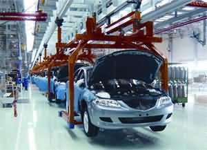 Automobile Factory Shangahi