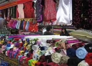 South Bund Fabric Market Shanghai