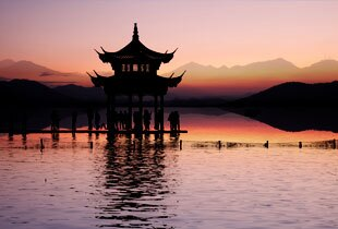 West Lake in Hangzhou
