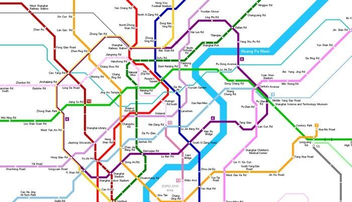 Line 1shanghai transportation shanghai highlights travel
