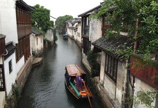 Zhouzhuang Water Lane
