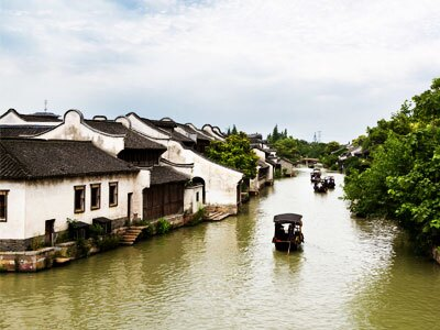 Wuzhen and Nanxun