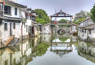 Tongli Town near Suzhou